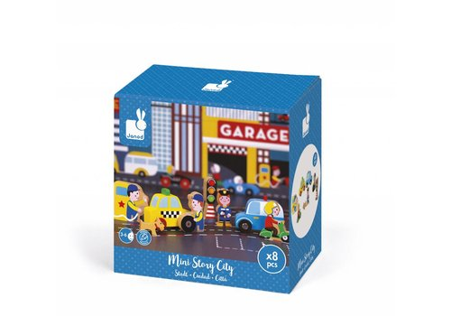 Story box Garage city