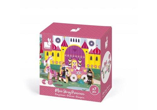 Mini Story Princesses