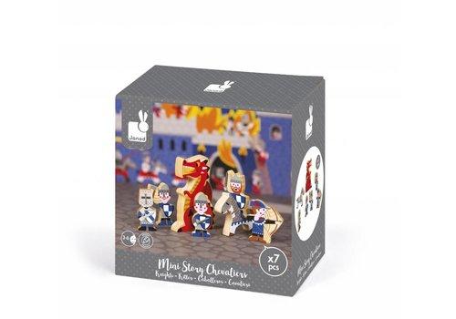 Story box knight