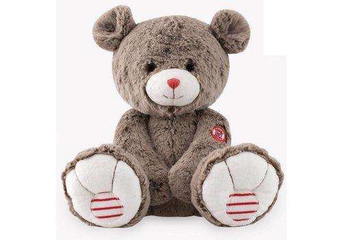 Kaloo Rouge coeur Large Brown Bear