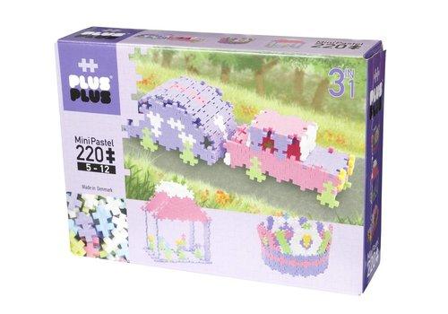 Mini pastel - 220 pcs