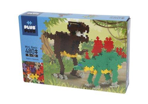Mini Basic - Dinosaures - 480 pcs