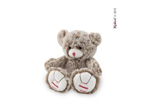Kaloo Rouge coeur - petit ours beige