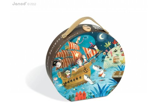 Treasure Hunt Puzzle - 36 pcs
