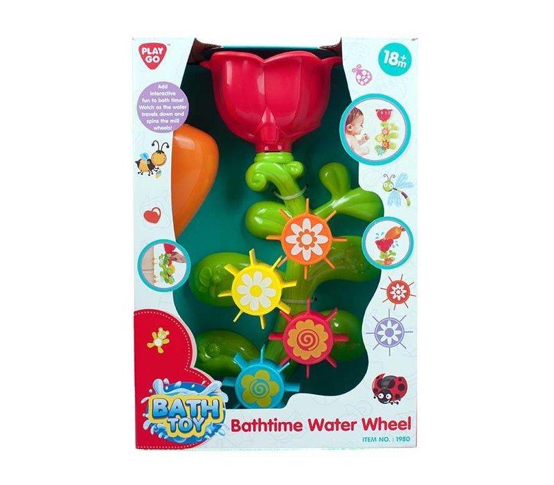 Bathtime Water Wheel