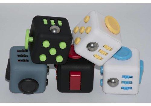 Fidget Cube 5 colours assorted