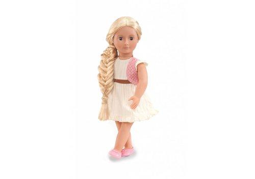 Our generation Poupée Our Generation  cheveux à coiffer  -Phoebe