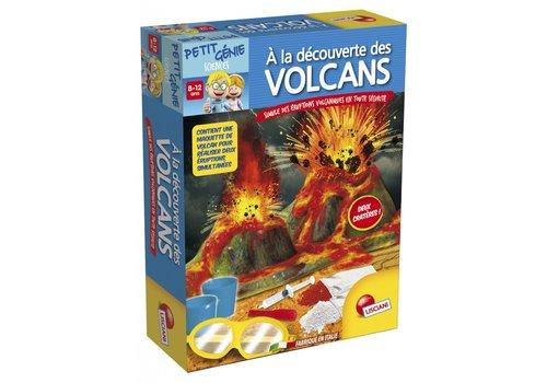 Lisciani (Giochi) Petit genie - Découvre les volcans