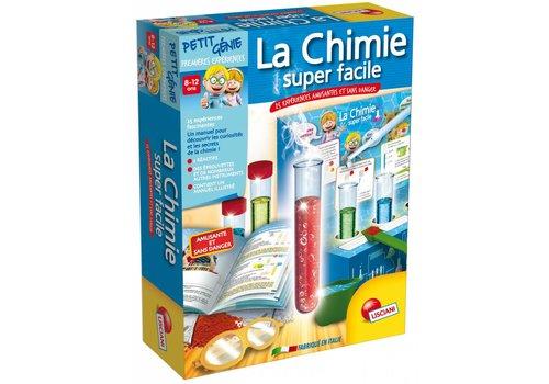 Lisciani (Giochi) Petit Genie-La chimie facile facile!