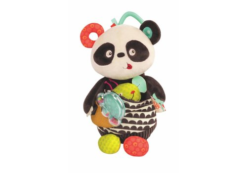 Battat / B brand B.Baby-Party Panda