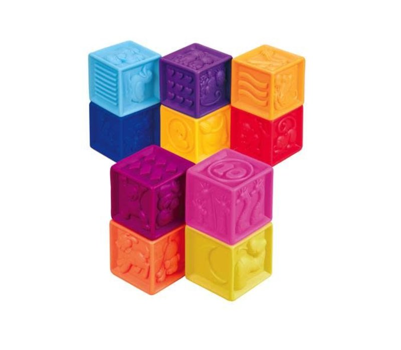 B.Baby -Blocs One Two Squeeze