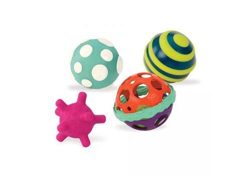 Battat / B brand B.baby-Balles Ball a baloos