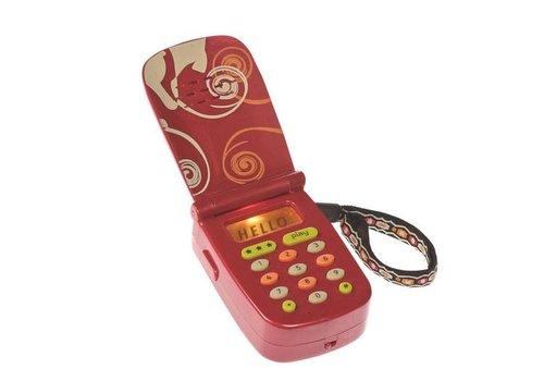 "Battat / B brand B.-Telephone portable ""Hellophone"""
