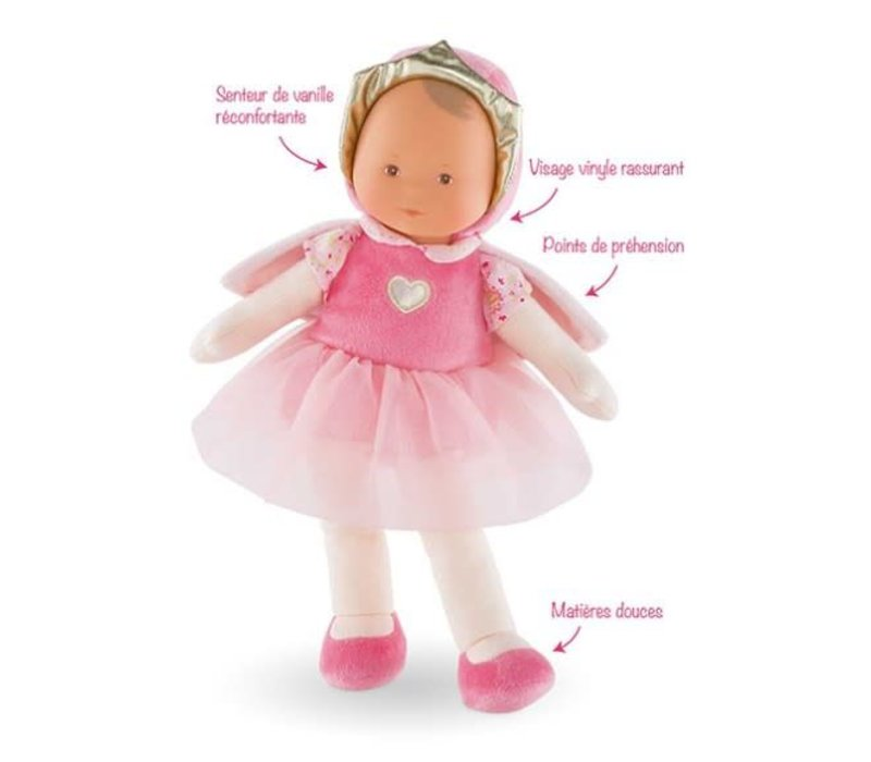 Princess Pink Cotton Flower