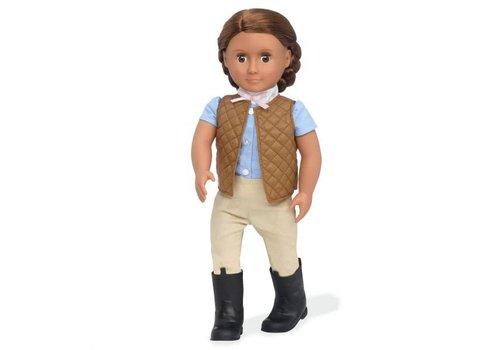 Our generation Spanish Catarina doll 46 cm