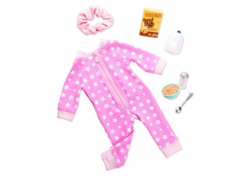 Our generation Onesies Funzies Pyjama Outfit for 46 cm OG doll