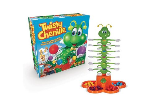 Jeu Twisty Chenille