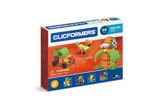 Clicformers Basic 50