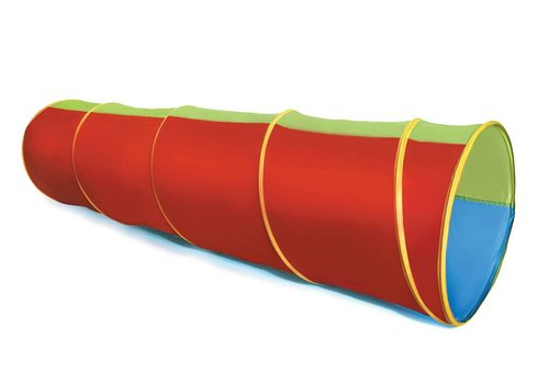 Tunnel pliable transportable
