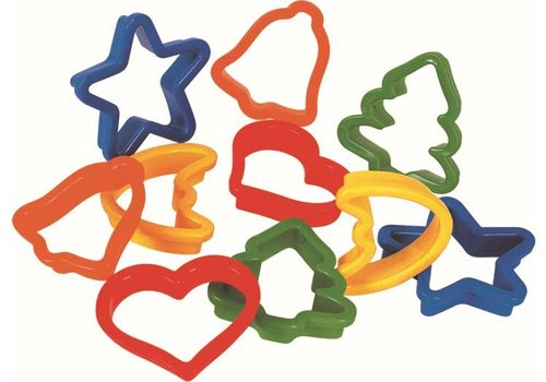 cookie cutters (10 pcs)