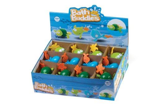 Pull String bath buddies