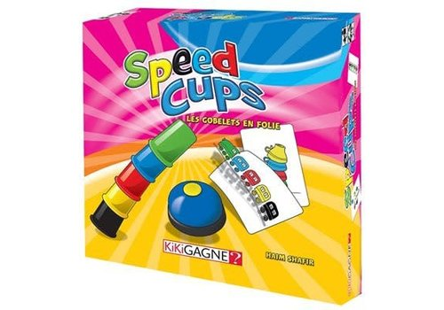 Speed Cups: les gobelets en folie