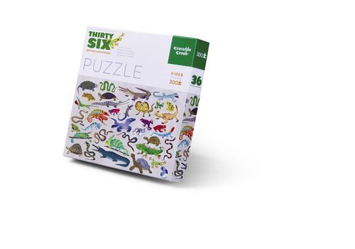 300 pc 36 Animal Puzzle/Reptiles & Amphibians