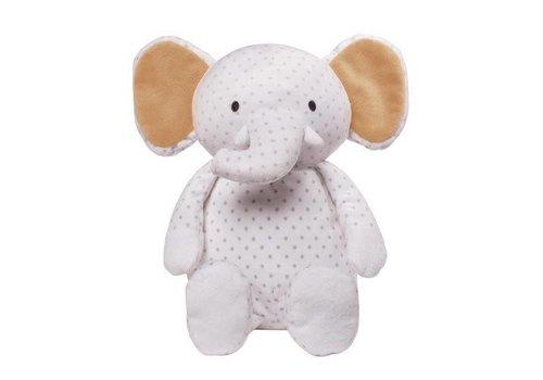 """Playtime Plush Elephant 10"""" Seated"""