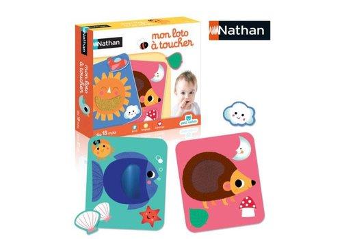 Nathan Nathan, Mon loto a toucher