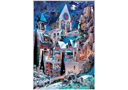 Castle of Horrors, Loup