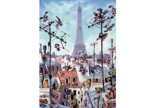 Tour Eiffel, Loup