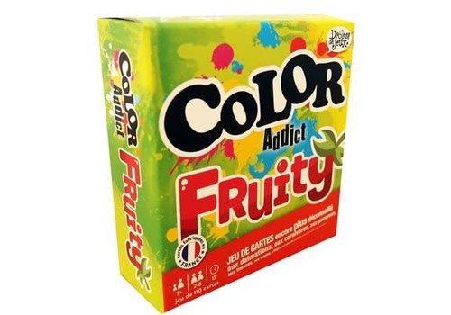 KikiGagne? Color Addict: FRUITY