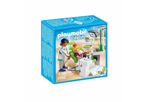 Playmobil Cabinet de dentiste