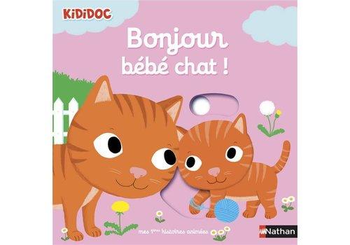 Nathan Bonjour Bebe Chat