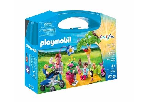 Playmobil Valisette Pique-nique en famille