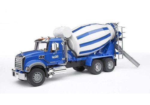 Bruder MACK Granite Cement mixer