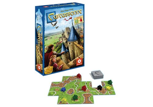 z-man games CARCASSONNE (FR)