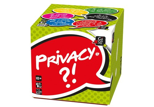 Gigamic Privacy