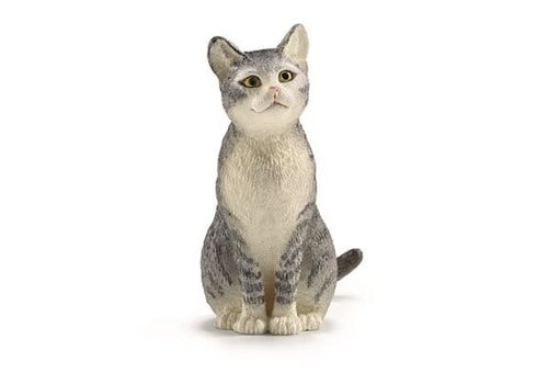Schleich Chat assis
