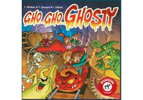 Gho... Gho... Ghosty