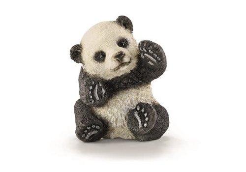 Schleich Bebe panda jouant