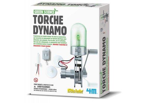 GREEN SCIENCE Torche dynamo