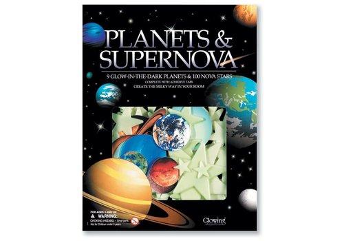 Supernova planetes 100pcs