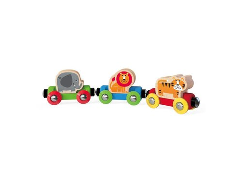 Hape Train de la jungle