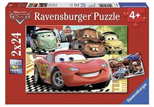 Ravensburger Course autour du monde (3 x 49 pcs)