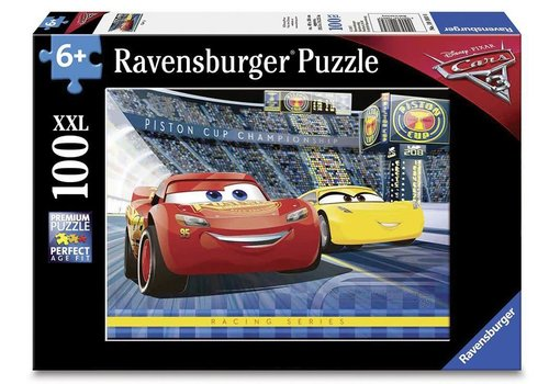 Ravensburger Cars 3 (100 pc Puzzle)
