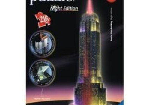 Ravensburger Empire State Building - La nuit