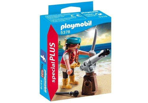 Playmobil Canonnier des pirates