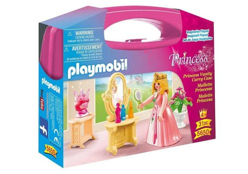 Playmobil Princess Vanity Carry Case