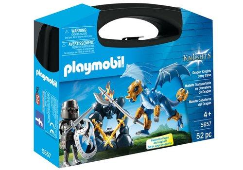 Playmobil Valisette Chevaliers du dragon*